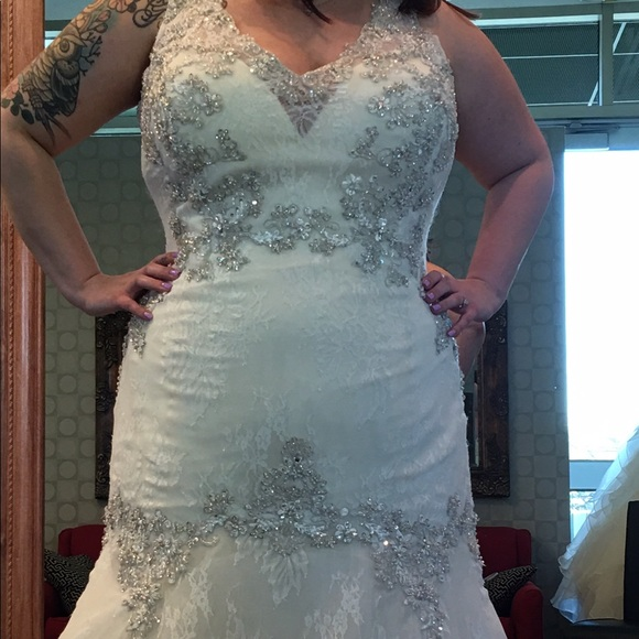 Size 20 Wedding Dresses